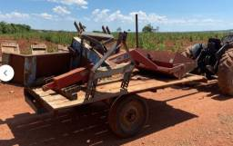 Carreta agrícola prancha 4 toneladas