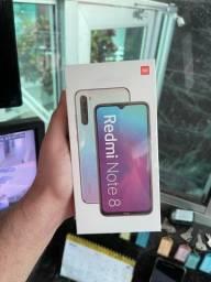 Redmi Note 8 de 64g Lacrado