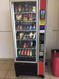 Vending machine/máquina de snacks