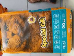 Special Cat  20 Kg adulto de 220 por  180 é só no whatsapp *