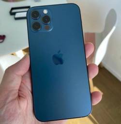 iPhone 12  Pro max (128GB) aceito cartao