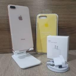 iPhone 8 Plus 64gb - 3 meses de Garantia