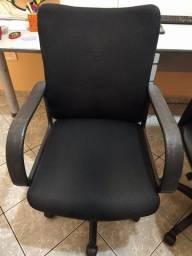 Cadeiras escritório - conjunto