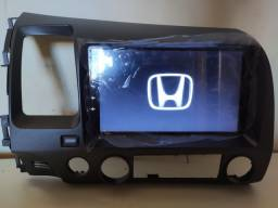 multimidia civic g8 honda 9 polegadas android 10 gps usb camera de re twincan