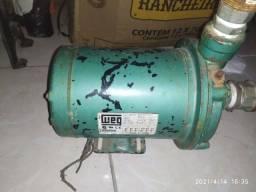 Bomba d'água trifásico elétrico