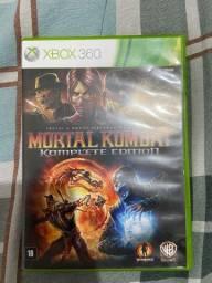 Jogo Mortal Kombat x-box 360