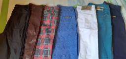Lote de calças