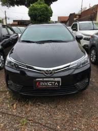 Corolla gli 1.8 2018/2018 automático impecável