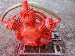 Compressor de ar 60 pés  -wayne reformado