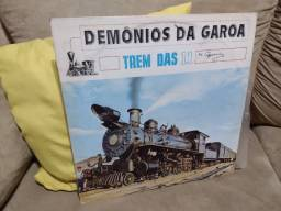 Vinil/lp - Demônios Da Garoa - Trem Das Onze