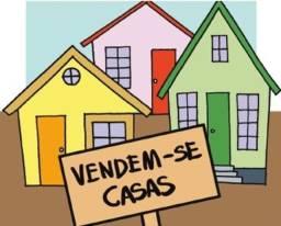 Duas casas quitadas no São Conrado no Asfalto!