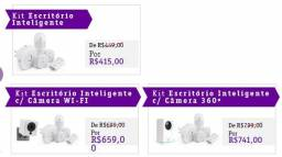 Vendo Câmeras IP fácil instalação