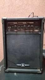Caixa de som amplificadora 200 watts