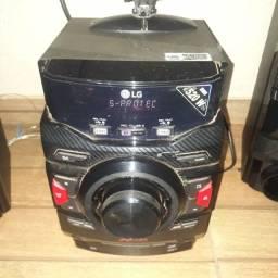 Rádio Mini System LG CM4640 - em excelente estado