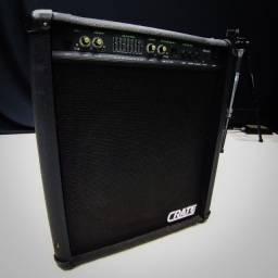 Cubo/amplificador Para Contrabaixo - Crate-BX100