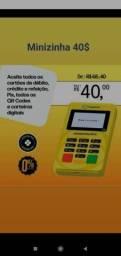 Minizinha com NFC