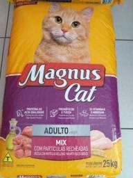 Magnus Cat  25 Kg adulto   de 175 por  165 é só no whatsapp  *