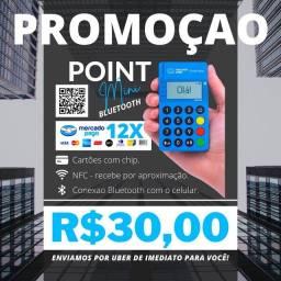 Maquininha de Cartão Com Aproximação - NAO PAGA ALUGUEL NEM ADESÃO.