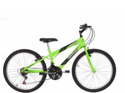 Vendo bike nova por 700 reias