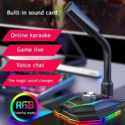 Microfone Gamer