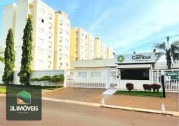 Apartamento para alugar de 02 quartos no Condomínio Cambuí