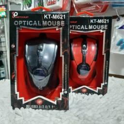 Mouse gamer 3200 DPI Ketchup