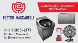 Eletro Mascarelli - Conserto em Microondas e Geral!