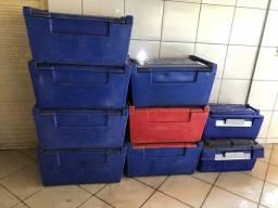 Caixa termica hot box 100 litros