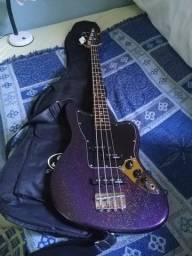 Baixo Fender Squier Jaguar ShortScale