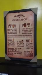 Manual do Churrasco *leia com Atenção