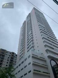Apartamento com 2 dormitórios à venda, 102 m² por R$ 620.000 - Canto do Forte - Praia Gran