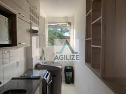 Apartamento com 2 dormitórios à venda, 54 m² por R$ 200.000 - Glória - Macaé/RJ