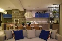 Apartamento com 3 dormitórios à venda, 163 m² por R$ 905.000,00 - Park Lozandes - Goiânia/