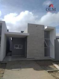 Casa com 3 dormitórios à venda, 216 m² por R$ 265.000,00 - Urucunema - Eusébio/CE