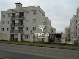 Apartamento com 2 dormitórios para alugar, 54 m² por R$ 1.000,00/mês - Santa Cândida - Cur