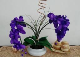Flores Ornamentais de E.V.A