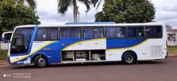 Ônibus Rodoviário Completo Motor VW Traseiro ano 2005 em Perfeito Estado.