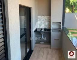 Apartamento à venda com 3 dormitórios em Pq dos bandeirantes, Ribeirao preto cod:65079