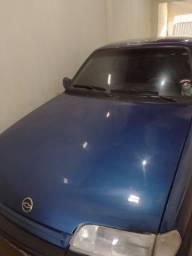 Monza gasolina e GNV