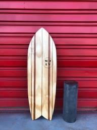 Prancha de Equilíbrio - Pilates - Funcional - Surf