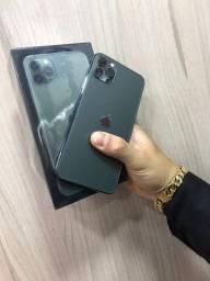 iPhone 11 Pro max zero com garantia loja física