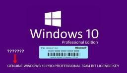 Chave Original do Windows 10 Pro