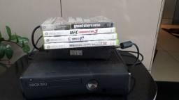 Xbox 360 - Defeito 0022 - luz vermelha