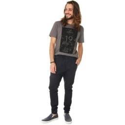 Calça Jogger F+ Denim (Jeans) com Punho Tamanhos 40 e 42 Novas com Etiquetas 100,00 Cada