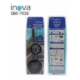 Antena para Tv Digital 3,5dbi base Magnética 4.3m Inova
