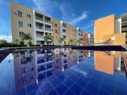 Apartamento com 2 dormitórios sendo 1 suíte para alugar por R$ 1.500/mês - Eusébio - Euséb