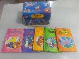 Box livros contos clássicos da Disney