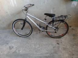 Vendo bike areo 24 valor 200