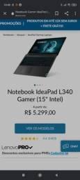 Notebook Gamer Lenovo