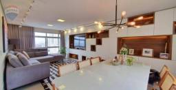 Apartamento com 5 dormitórios para alugar, 186 m² por R$ 10.500/mês - Perdizes - São Paulo